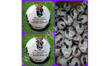 Bola Futsal Logo Sendiri